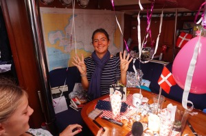 Christinas birthday 11 July