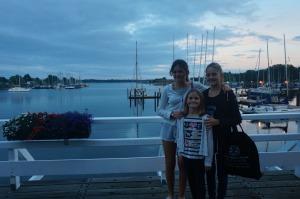 Britiske Yacht Club in Kiel